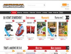 Codes promo et Offres Planete Discount
