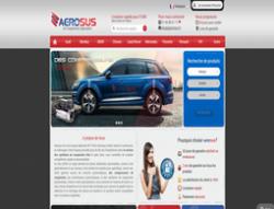 Codes promo et Offres Aerosus