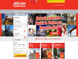Codes promo et Offres Jet2.com