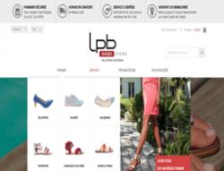Codes promo et Offres Lpb Shoes Store