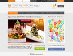 Codes promo et Offres Marché-privée.com