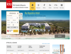 Codes promo et Offres Riu Hotels