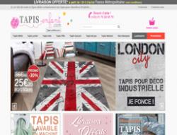 Codes promo et Offres Tapis-enfant.com