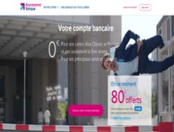 Codes promo et Offres Boursorama Banque
