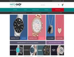 Codes promo et Offres WatchShop