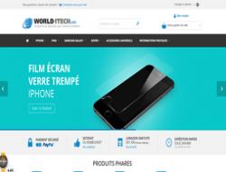 Codes promo et Offres World-itech