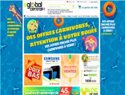 Codes promo et Offres Eglobalcentral
