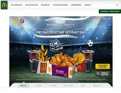 Codes promo et Offres McDonald's