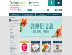 Codes promo et Offres PrintShot