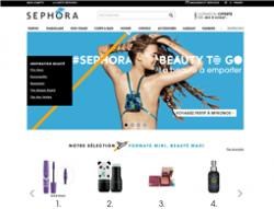 Codes promo et Offres Sephora