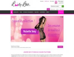 Codes promo et Offres Lady Love