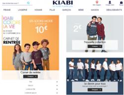 Codes promo et Offres Kiabi