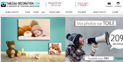 Codes promo et Offres Tableau-decoration.com