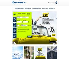 Codes promo et Offres Air Corsica