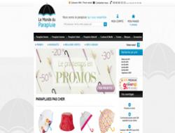 Codes promo et Offres Le Monde du Parapluie