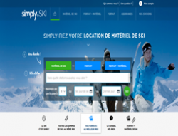 Codes promo et Offres Simply To Ski