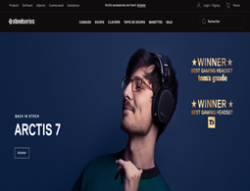 Codes promo et Offres SteelSeries