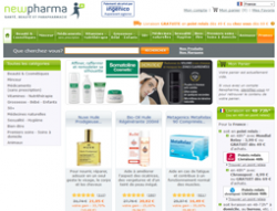 Codes promo et Offres Newpharma