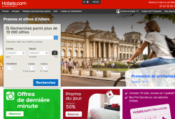 Codes promo et Offres Hotels.com