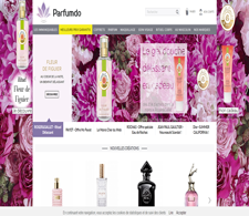 Codes promo et Offres Parfumdo