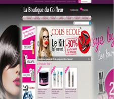 Code promo boutique du coiffeur