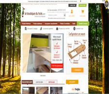 Codes promo et Offres La boutique du bois