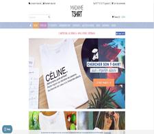 Codes promo et Offres Madame Tshirt