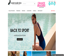 Codes promo et Offres Mademoiselle bikini