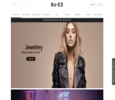 Codes promo et Offres Na-kd