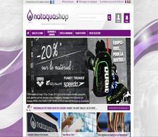 Codes promo et Offres Nataquashop