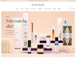 Codes promo et Offres Oh my cream