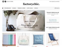 Codes promo et Offres FactoryChic