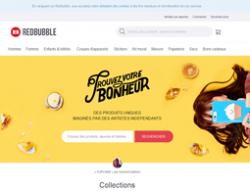 Codes promo et Offres Redbubble