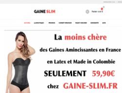 Codes promo et Offres Gaine Slim