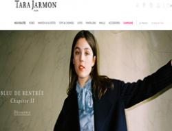 Codes promo et Offres Tara jarmon