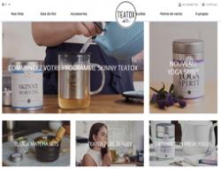 Codes promo et Offres Teatox