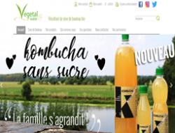 Codes promo et Offres Vegetal water