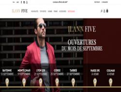 Codes promo et Offres Ilann Five