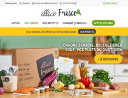 Codes promo et Offres Illico Fresco
