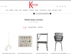 Codes promo et Offres Kdesign