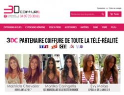 Codes promo et Offres 3d coiffure