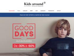 Codes promo et Offres Kids around