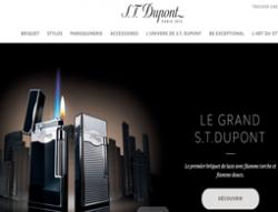 Codes promo et Offres S.T.Dupont