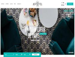 Codes promo et Offres Astotel