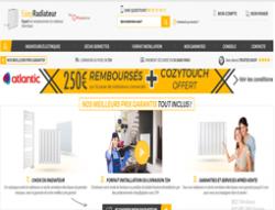 Codes promo et Offres Easy radiateur