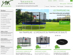 Codes promo et Offres Yak-trampoline