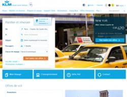 Codes promo et Offres KLM