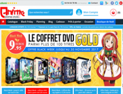 Codes promo et Offres Anime Store