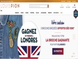 Codes promo et Offres Louis Pion