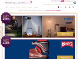 Codes promo et Offres Vente Exclusive